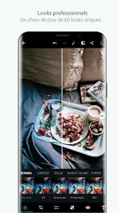 Adobe Photoshop Express : édition photo et collage