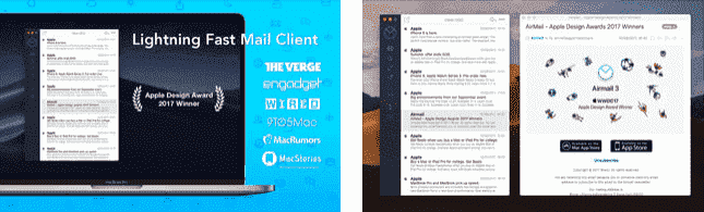 airmail image