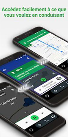 fonction-Android Auto