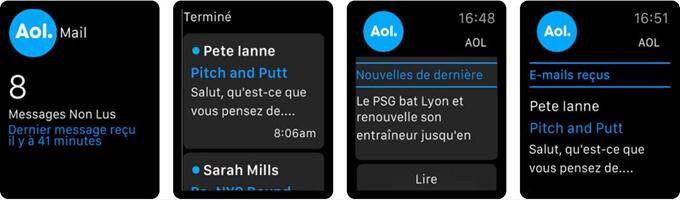AOL – Actualités, e-mail