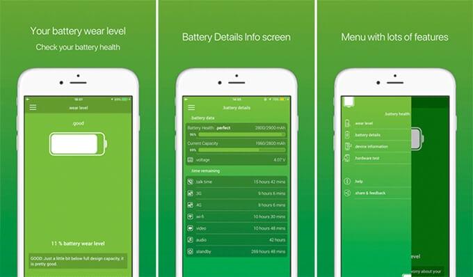 Battery Health – Votre médecin