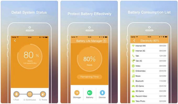 Battery Saver de Qian Wu