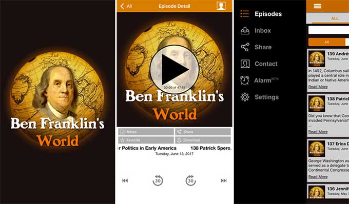 Ben Frankin's World