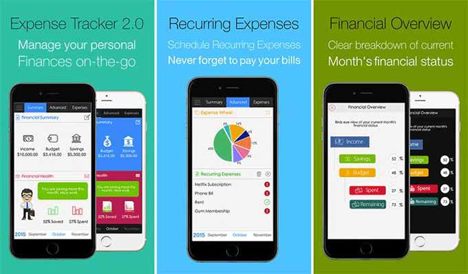 Expense Tracker 2.0 – Financial Assistant