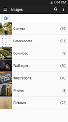 File Manager images