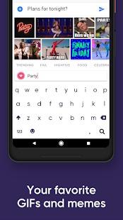 Fleksy – Clavier Emoji & GIF