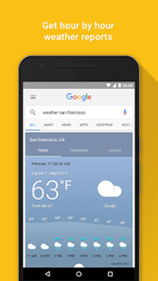 Google Assistant reports