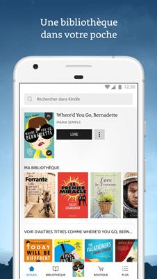 Amazon Kindle image