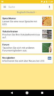 LEO Dictionnaire