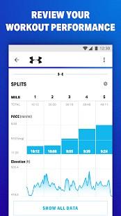 MapMyFitness - coach sportif