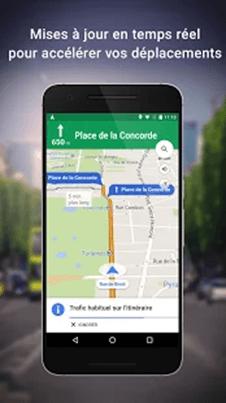 GPS & Transports Publics