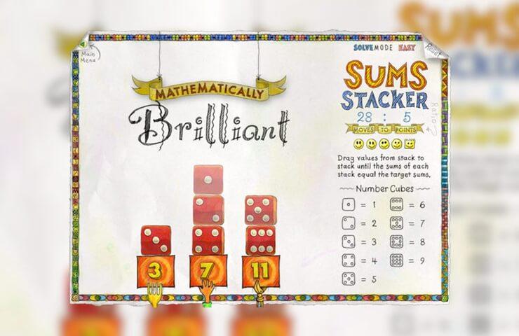 meilleures applications de mathématiques pour iPhone et iPad aux enfants