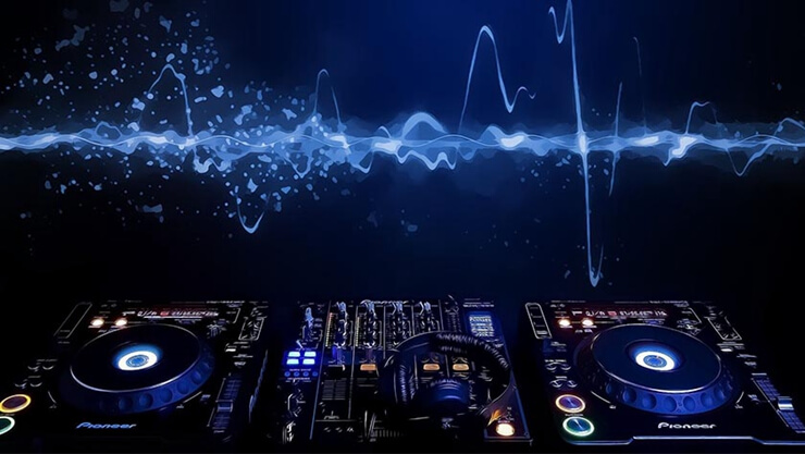best android app for DJ