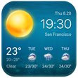 Local Weather Widget and Forecast