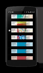 Application Android myPantone