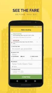 TaxiCaller - Trouver un taxi dans le monde entier