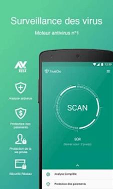 TrustGo Antivirus et Mobile Securité