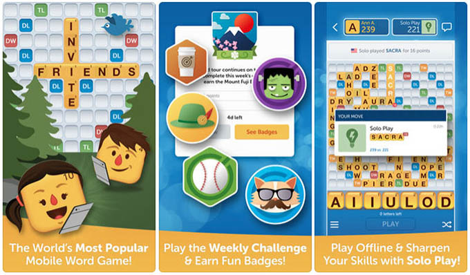 Words With Friends – Word Game
