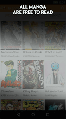 ZingBox Manga